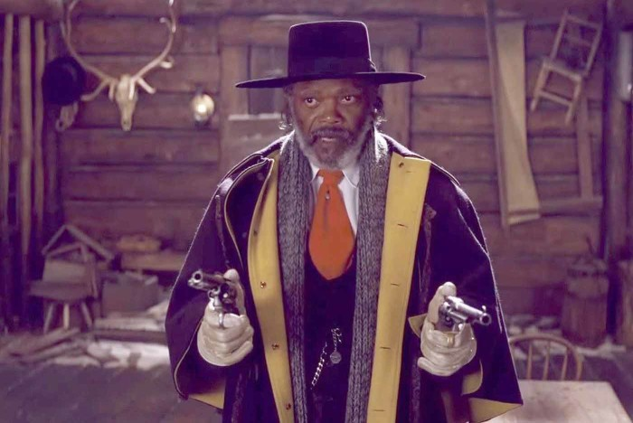 The Hateful Eight Tarantino 2015