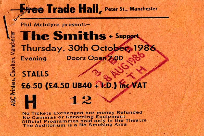 The Smiths 8