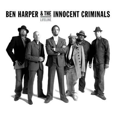BEN HARPER- lifeline