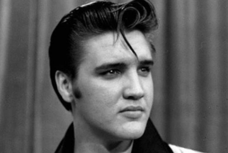 Elvis Presley cumple años