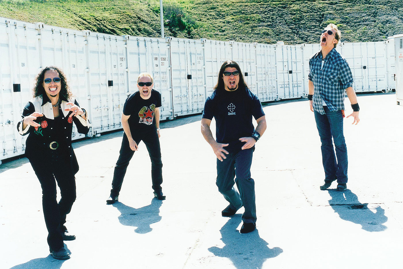 Entrevistas históricas especial 200 – Metallica
