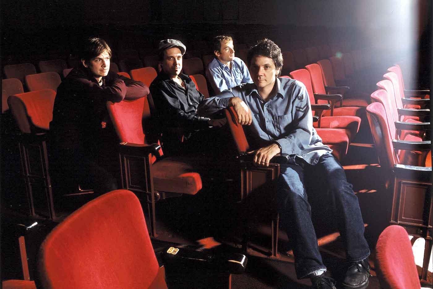 """Cinco vinilos para la reedición de """"Summerteeth"""" de Wilco"""