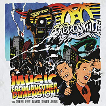 """Music From Another Dimension!"""""""