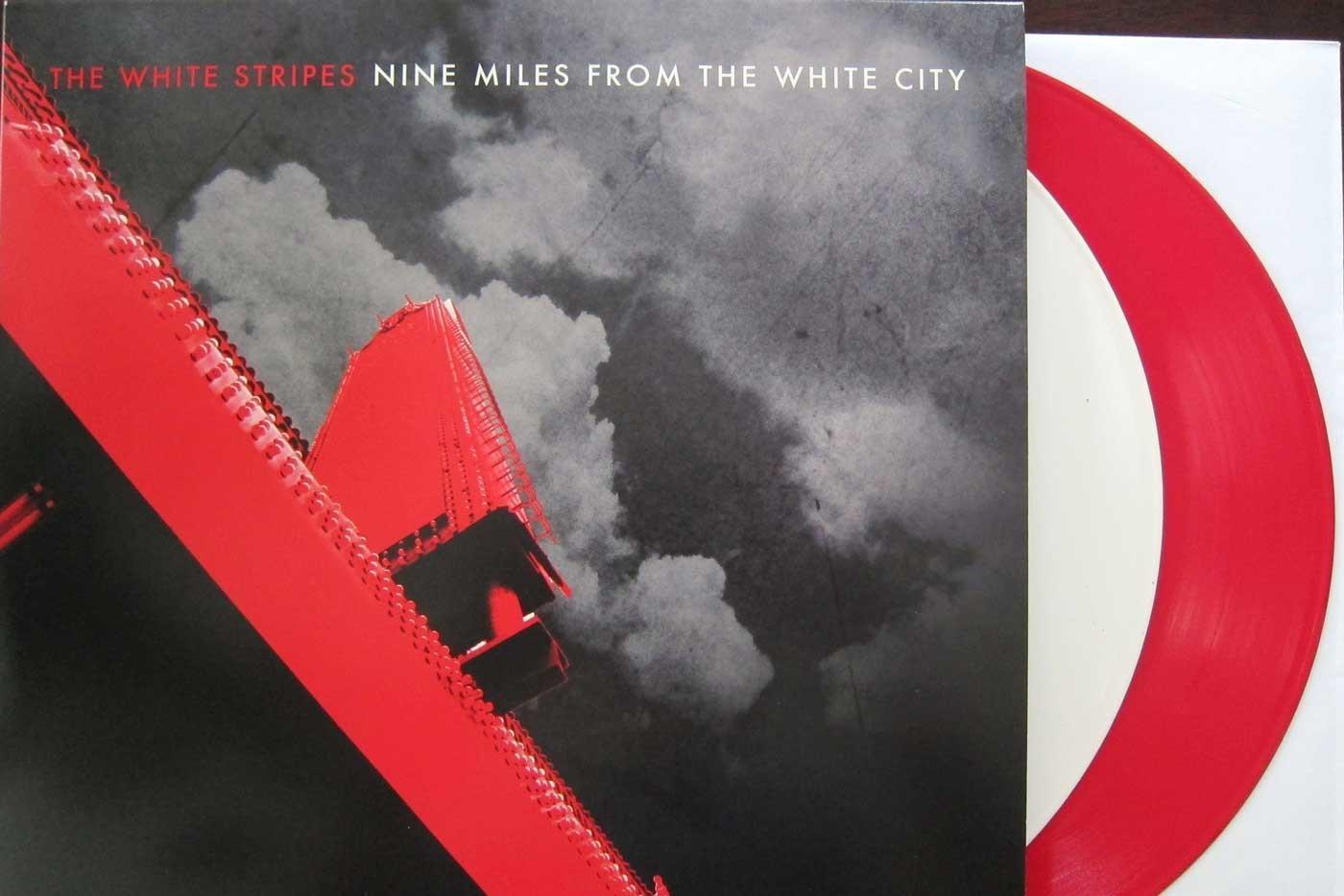 Chorreo de lanzamientos de White Stripes