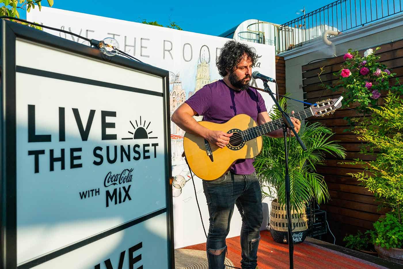 Live the Roof: Vuelve la música a los tejados