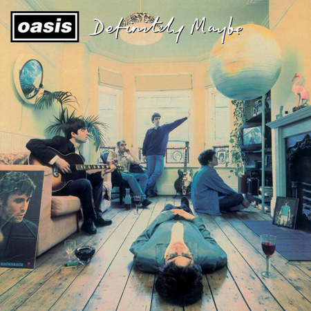 Definitely Maybe (20th Anniversary Special Edition)
