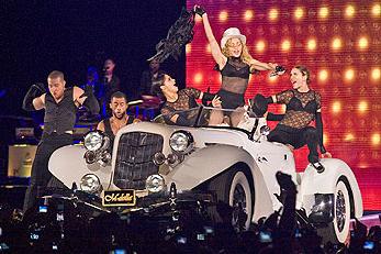 Madonna, reina de la noche