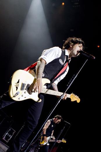 Green Day, con la ilusión del primer día