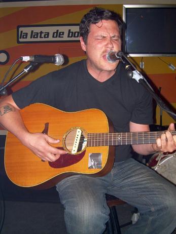Damien Jurado, intensidad y turbación