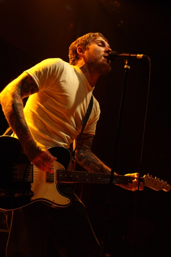 The Gaslight Anthem, rock limpio