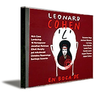 Leonard Cohen. En boca de…