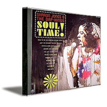Soul Time!, Sharon Jones