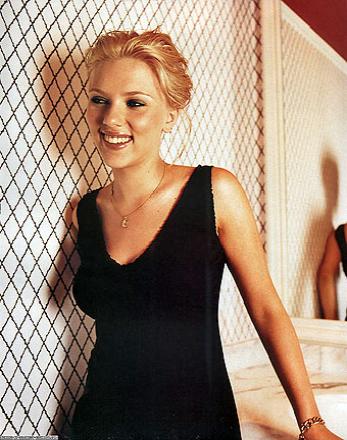 Scarlett Johansson y Pete Yorn editan un disco juntos