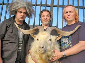 Melvins en España