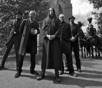 Nuevo álbum y gira Europea de Paradise Lost