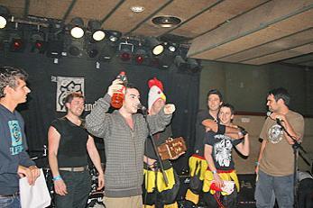 Pèl de Gall ganan el Engresca't 2010