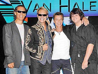 Van Halen no publicarán nuevo disco
