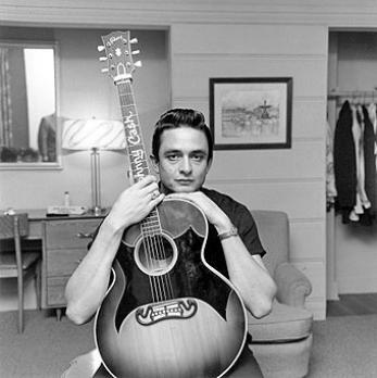 Nuevo disco de rarezas de Johnny Cash
