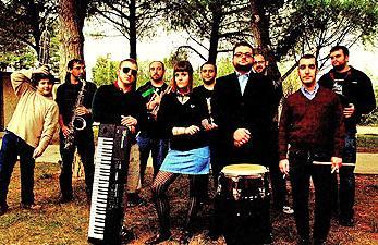 Rebel Spell y The Magnetophones presentan disco
