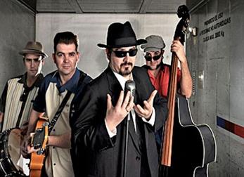 The Reverendos predicando rhythm and blues