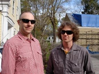 Geoff Farina y Chris Brokaw en Vigo