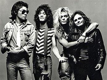 Van Halen vuelven a lo grande