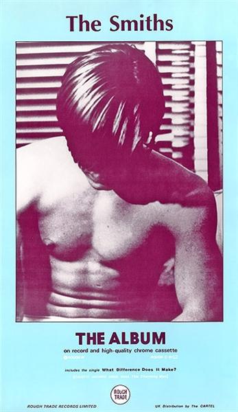 The Smiths en el FNAC Triangle