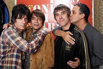 The Stone Roses entran en el Guinness