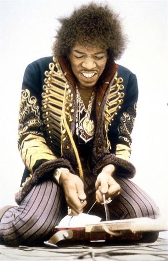 Aparecen nuevas grabaciones de Jimi Hendrix