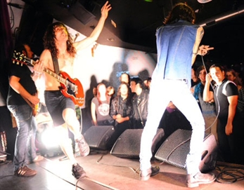 La mejor banda tributo a AC/DC del mundo