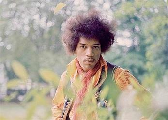 Escucha el disco inédito de Jimi Hendrix