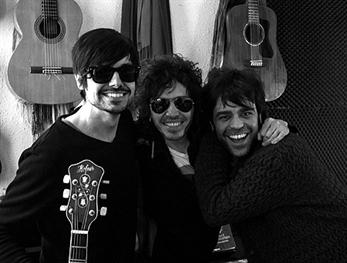 Rubén Pozo colabora en el nuevo disco de Nistal