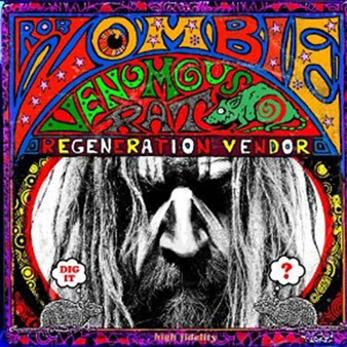 Descubre el nuevo single y clip de Rob Zombie