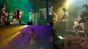 Finalistas del Ámbar Z Music