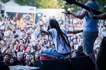 Sziget Festival y Sol Música te envían a tocar a Budapest