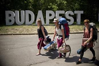 Sorteo de entradas para las semifinales del concurso del Sziget Festival