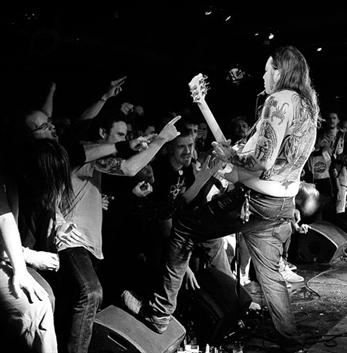 High On Fire anuncian la salida de dos discos en directo