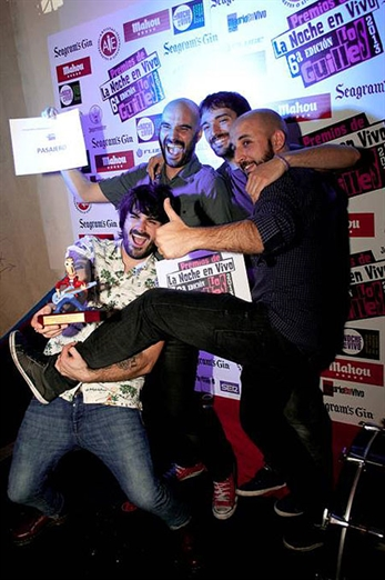 Pasajero y The Imperial Surfers entre los ganadores de Los Guilles 2013