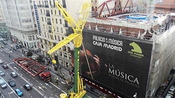 Movimiento ciudadano para salvar el Palacio De La Música de Madrid