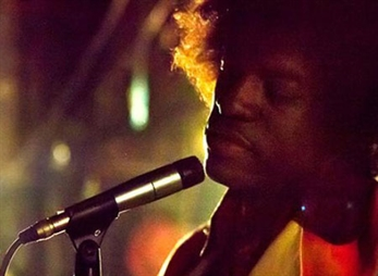 Primera imagen del biopic de Jimi Hendrix