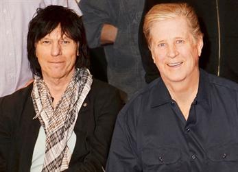 Brian Wilson y Jeff Beck de gira juntos