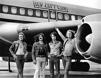 Led Zeppelin reeditarán sus álbumes este año