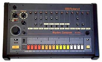 El retorno de un clásico: la Roland 808