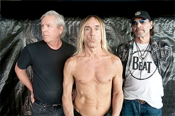 The Stooges sin Iggy Pop, pero con Ariel Pink o Lanegan