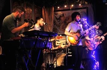 Royal Mail ganan el HipPopRock Marchena 2014