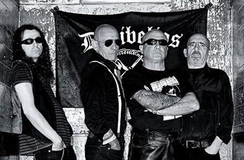 El retorno de la legendaria banda Decibelios