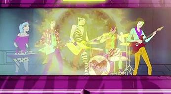 The Pains Of Being Pure At Heart animados en su nuevo vídeo