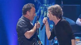 Springsteen se une a los Stones en Lisboa