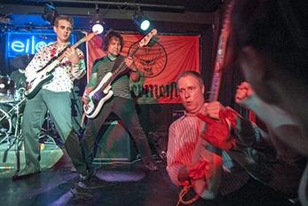 The Rubinoos en Pedreguer, la ciudad del rock