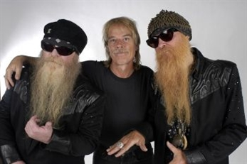 ZZ Top en el Azkena Rock 2015